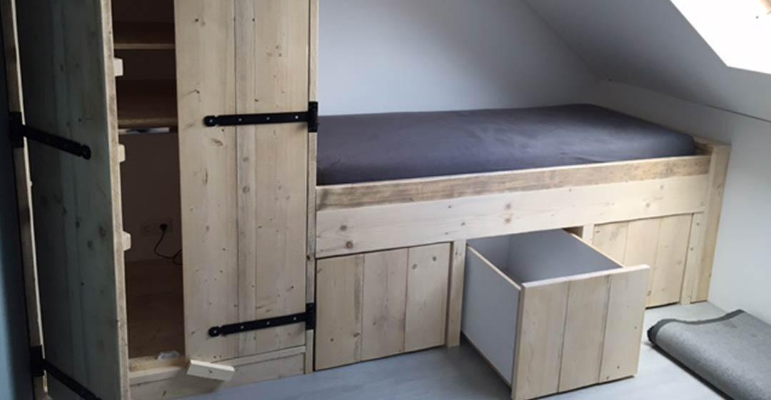 Bed Met Kast : Kast met tv lift nieuw tv schrank selber bauen frisch großes